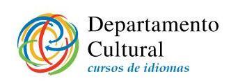 Logo departamento cultural